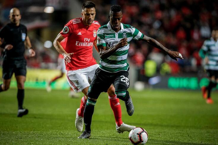 Borja estreou-se e explicou opção pelo Sporting