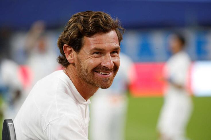 André Villas-Boas, treinador do Marselha