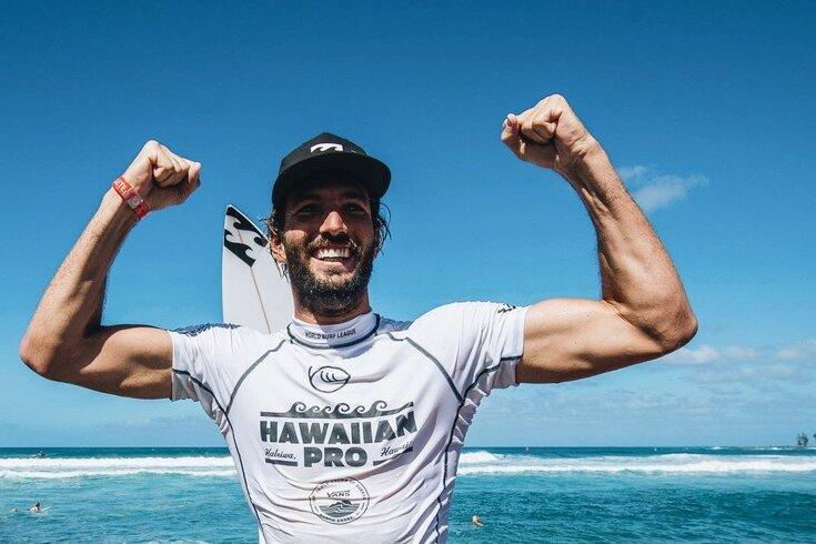 Surf: Frederico Morais é campeão no WQS