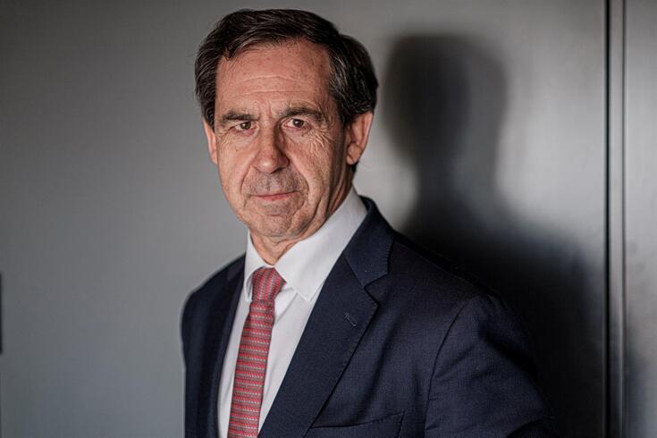 Rui Gomes da Silva é candidato à presidência do Benfica