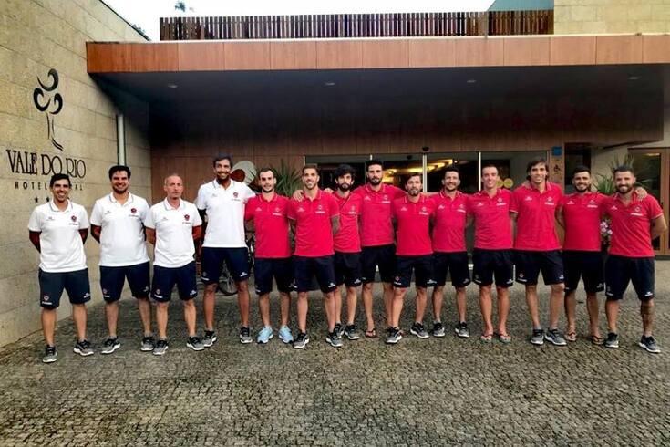 Oliveirense: a primeira a atacar 2018/19