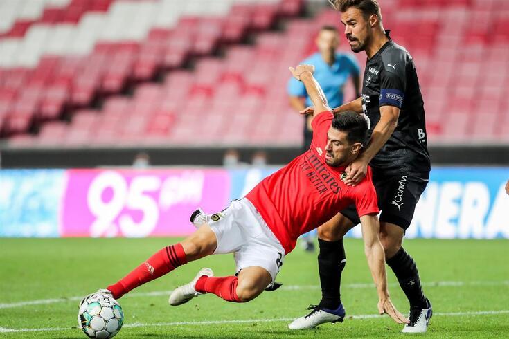 Pizzi perde estatuto de inegociável e Benfica pretende 20 milhões de euros