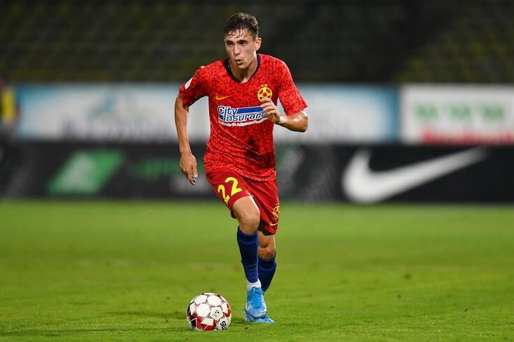Steaua marca encontro com o Vitória na Liga Europa