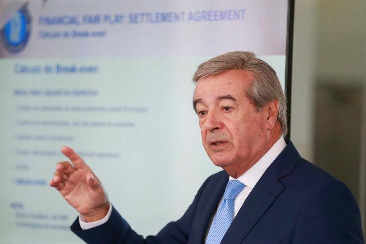 Fernando Gomes, administrador da SAD do FC Porto