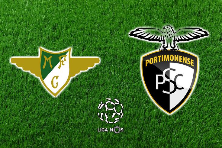 DIRETO | Moreirense-Portimonense