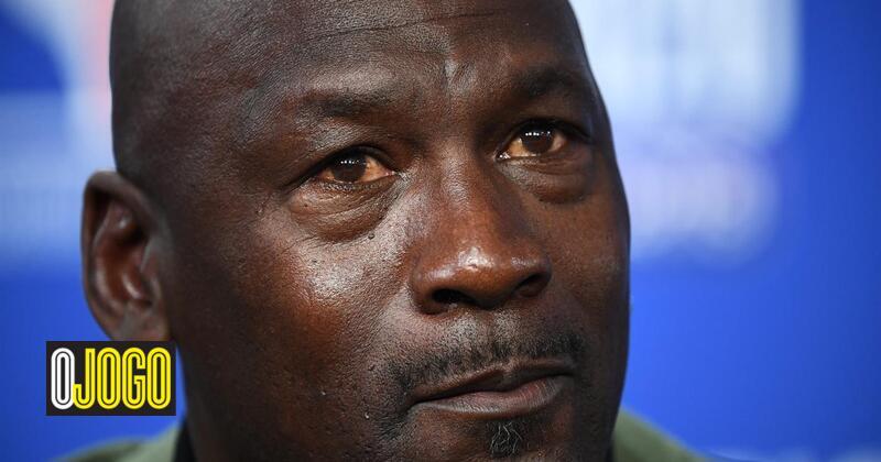 """A reação de Michael Jordan à morte do """"irmão mais novo"""": Kobe Bryant"""