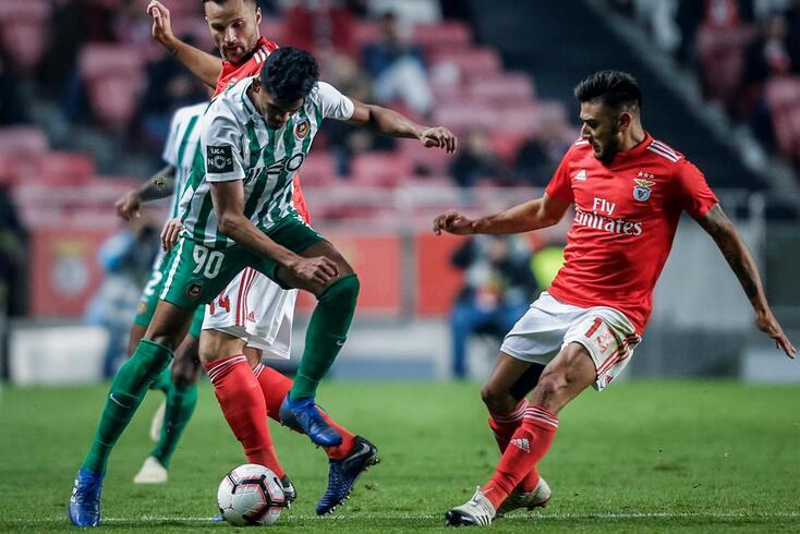 Bilhetes esgotados para o Rio Ave - Benfica