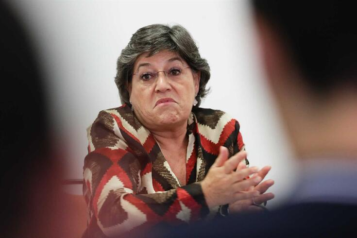 Ana Gomes, antiga deputada do Parlamento Europeu