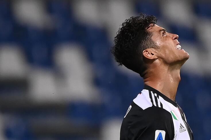 Cristiano Ronaldo cumpre a segunda época na Juventus