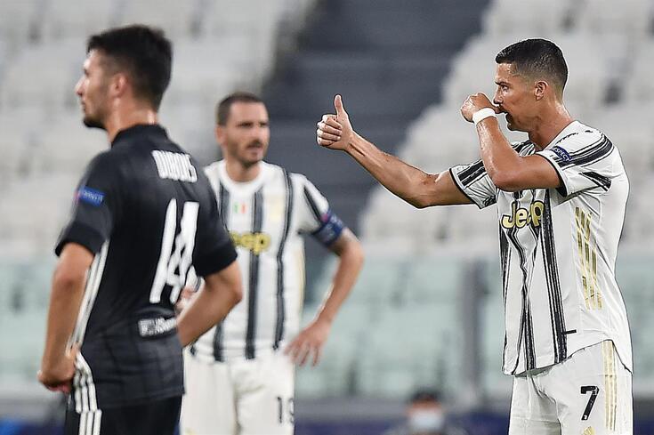 Ronaldo marcou 48 golos ao longo da época
