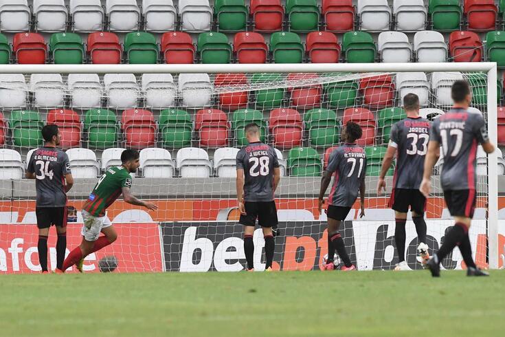 Benfica perdeu na Madeira e Bruno Lage deixou o comando técnico da equipa