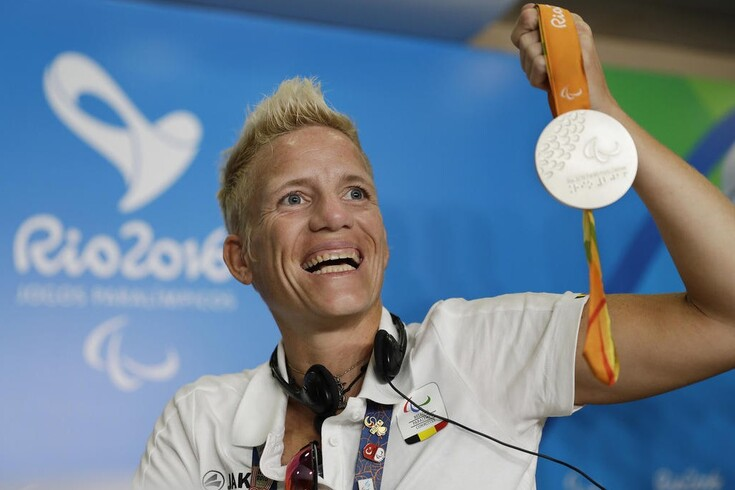 Marieke Vervoort: campeã paralímpica belga optou pela morte assistida aos 40 anos