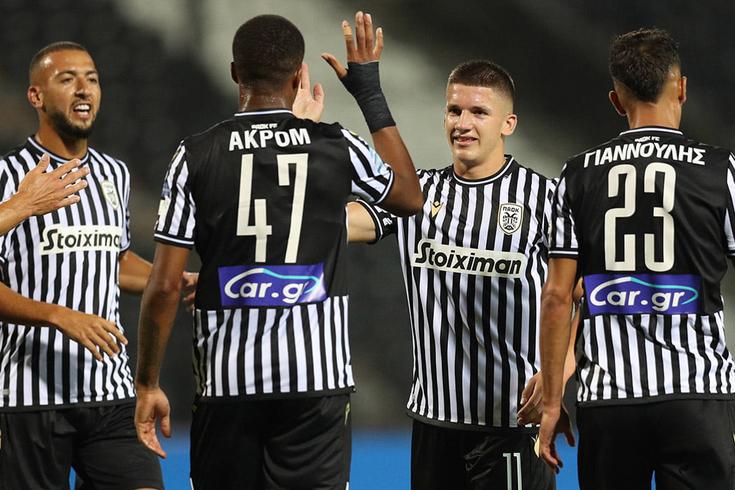 DIRETO | Krasnodar-PAOK