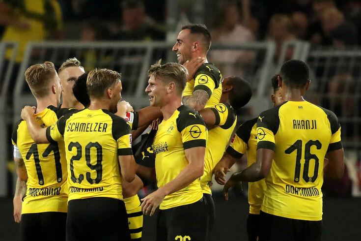 Alemanha: resultados e marcadores da terceira jornada