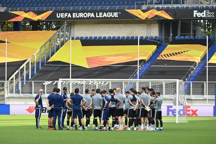 Wolverhampton e Sevilha jogam pela passagem às meias-finais da Liga Europa