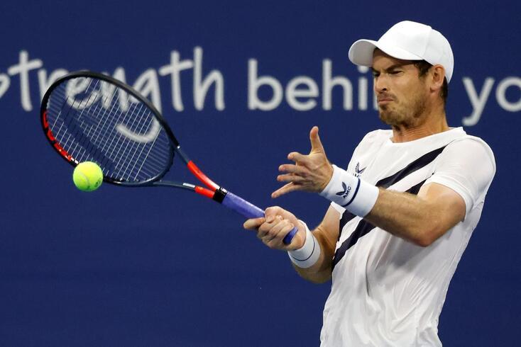 Andy Murray, tenista britânico