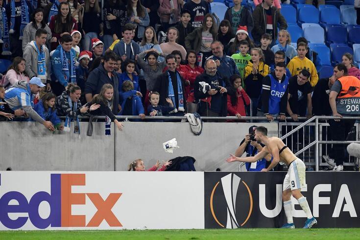 Sporar prestes a trocar a camisola do Slovan pela do Sporting