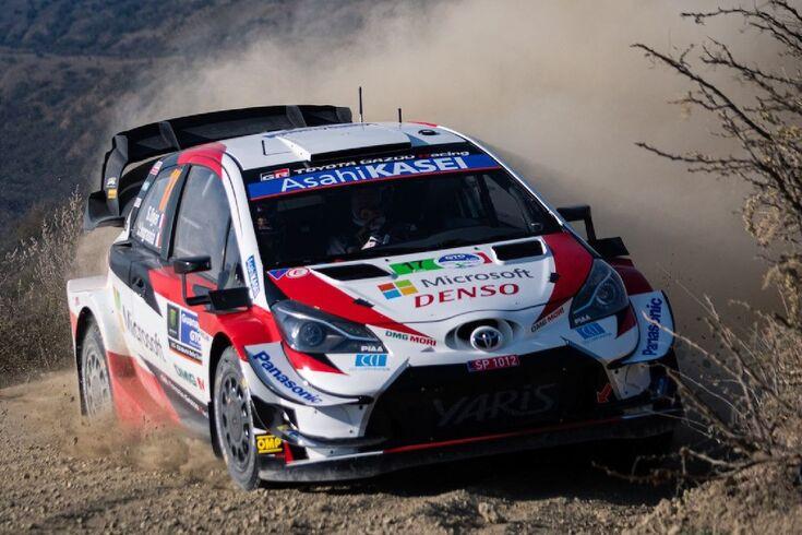 Sébastian Ogier renova contrato com a Toyota e adia reforma