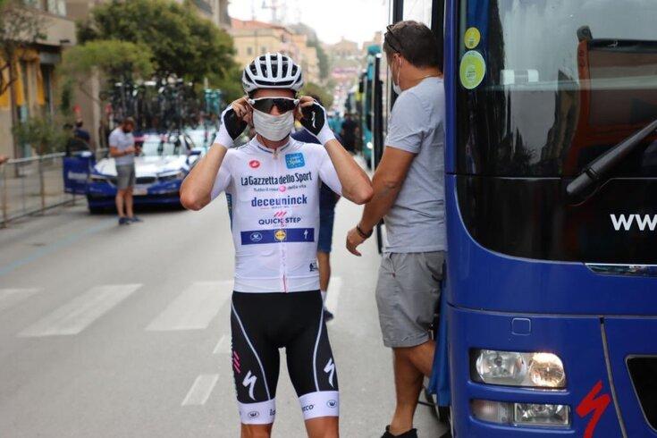 João Almeida é já uma certeza do ciclismo português