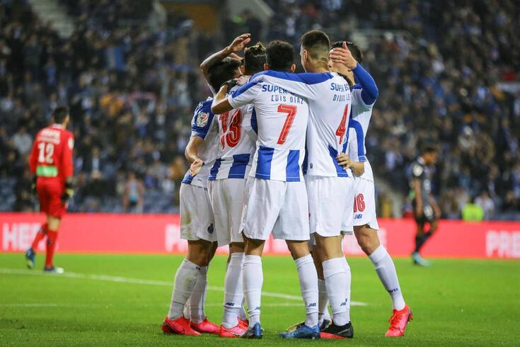 FC Porto venceu o Ac. Viseu e marca encontro com o Benfica na final da Taça de Portugal