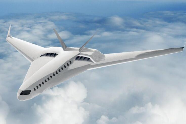 NASA vai voar com avião a hidrogénio