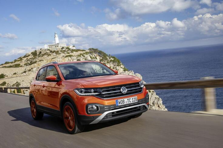 Volkswagen T-Cross: Muito mais do que um 'Mister T'