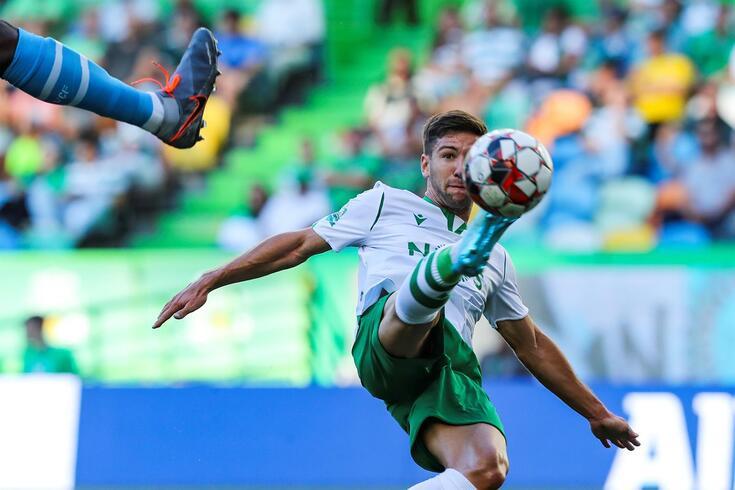 Lisboa, 28/07/2019 - O Sporting Clube de Portugal recebeu esta noite o Valência Club de Fútbol no estádio