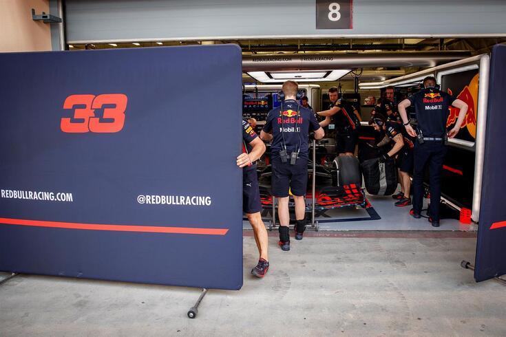 Box da Red Bull