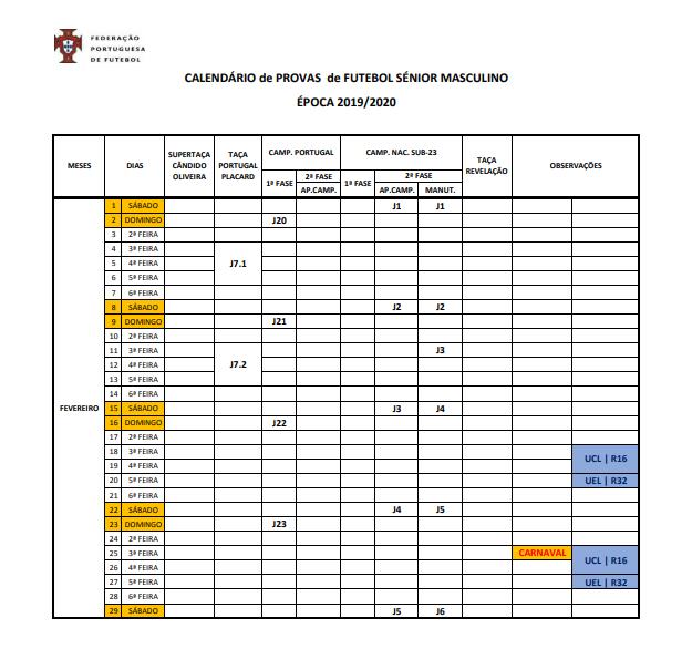 Calendario Laboral 2020 Galicia Doga.Calendario Liga 20202019