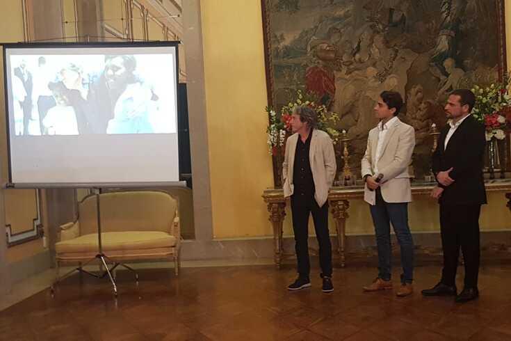 Jorge Jesus na apresentação da sua biografia no Rio de Janeiro