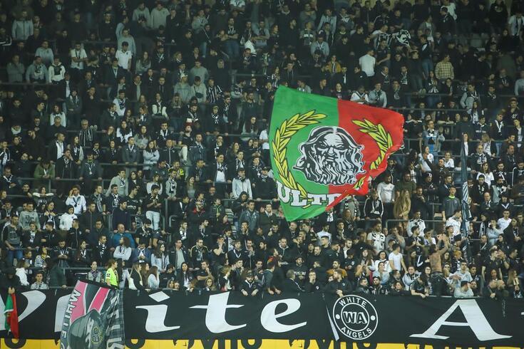 D. Afonso Henriques não terá adeptos nas bancadas contra o Sporting
