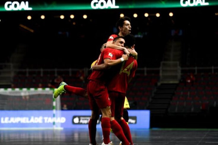 Europeu sub-19: Portugal vence no último minuto e está nas meias-finais