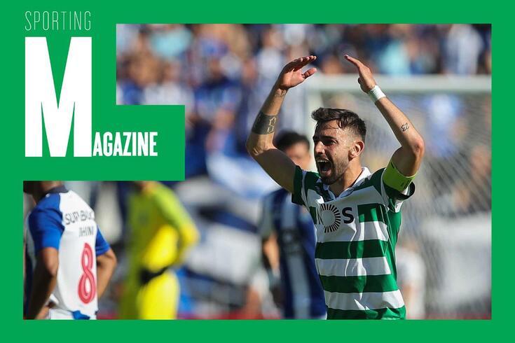 Magazine Sporting: Brunos marcam a agenda