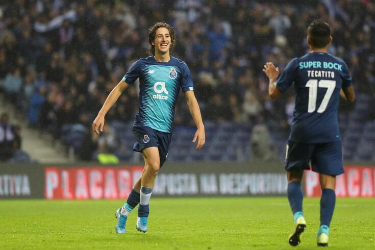 Fábio Silva e Corona jogaram juntos no FC Porto
