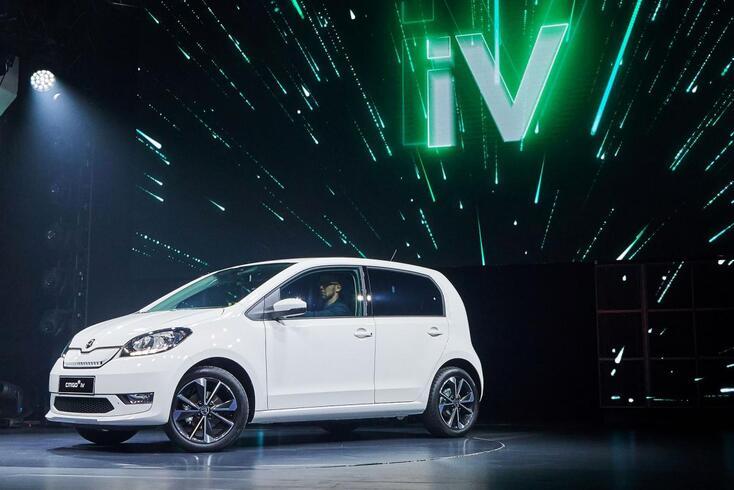 Especial: Mobilidade elétrica na Skoda diz-se iV