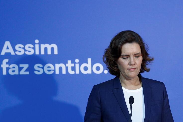 Assunção Cristas deixa a liderança do CDS-PP