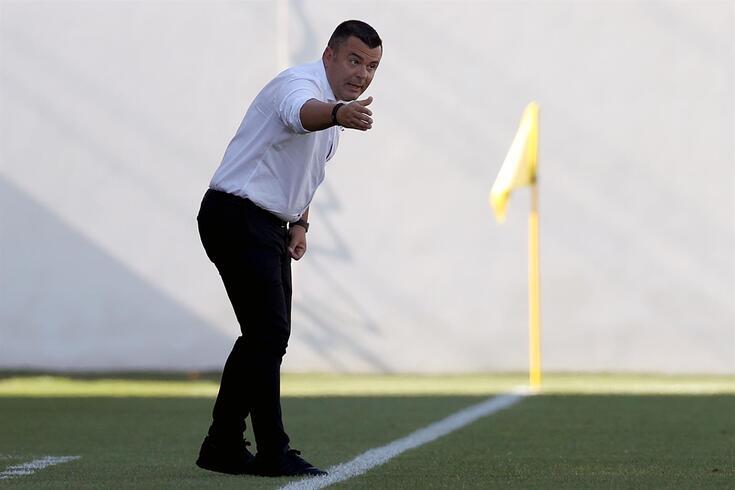 Rui Amorim de saída do comando técnico do Fátima