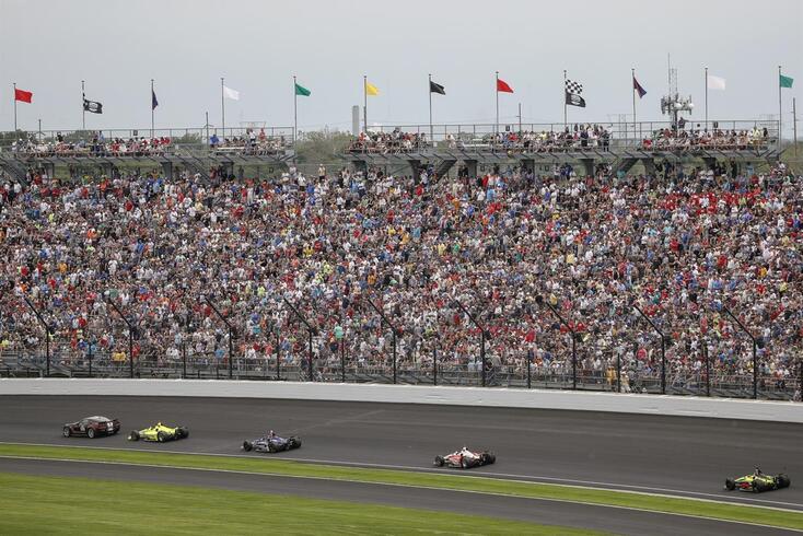 Corrida 500 milhas de Indianápolis vai decorrer sem espectadores