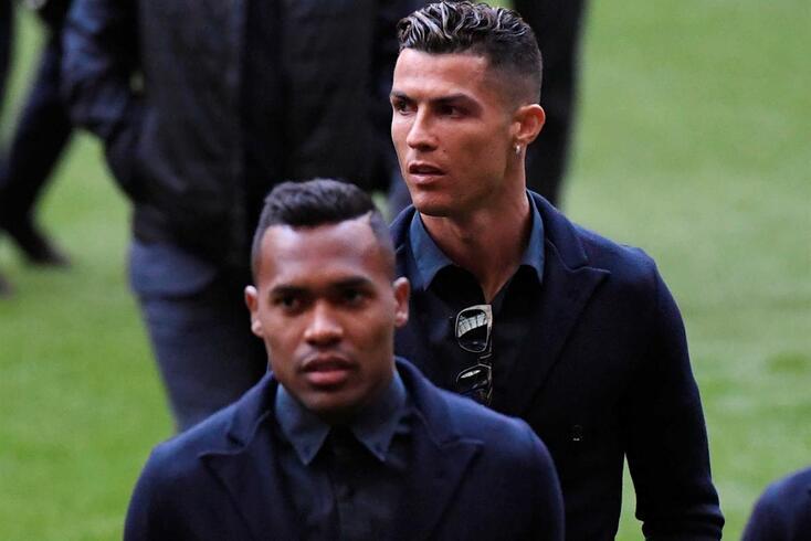 Cristiano Ronaldo vai ser titular contra o Ajax
