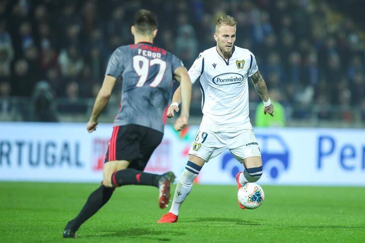 FC Porto de olho num sérvio que os rivais também apreciam