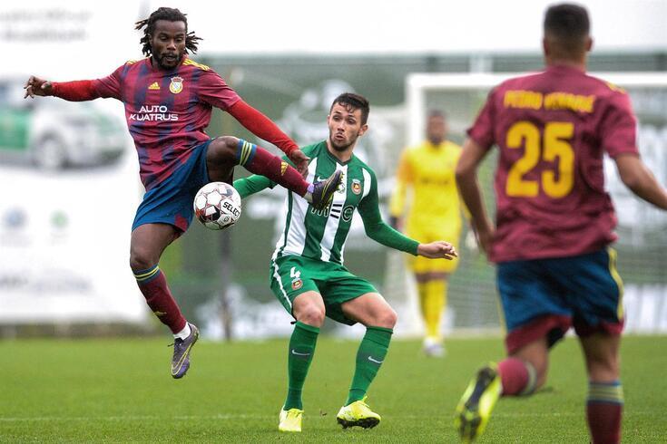 Alverca eliminou o Sporting e caiu em Vila do Conde