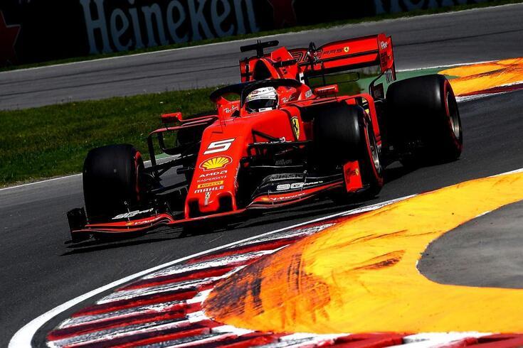GP do Canadá/Qualificação: Pole surpresa para Vettel e para a Ferrari