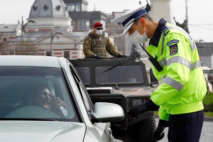 Polícia francesa fez um ultimato