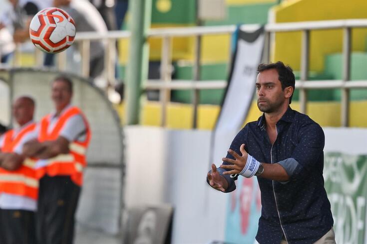 Manuel Rodrigues não entende saída do Pedras Rubras