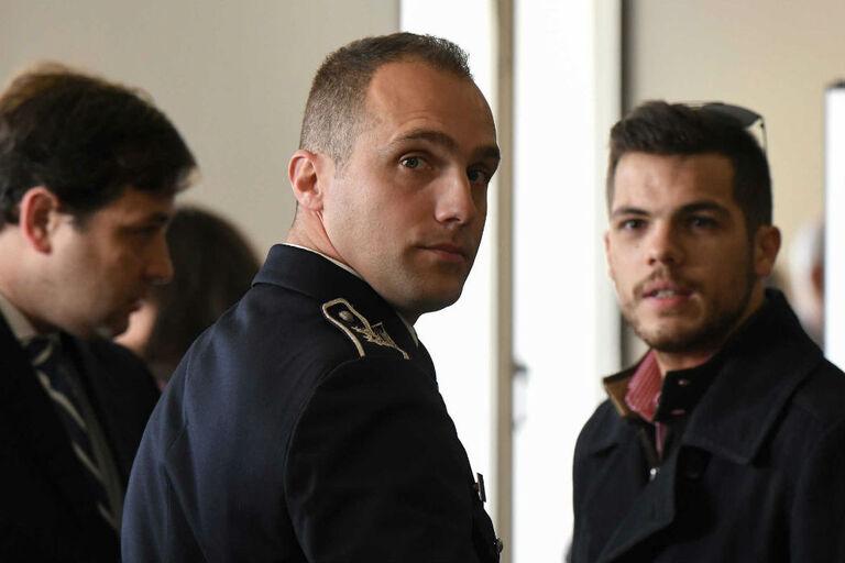 O subcomissário da PSP Filipe Silva falou no Tribunal de Guimarães fbdb1e0cde439