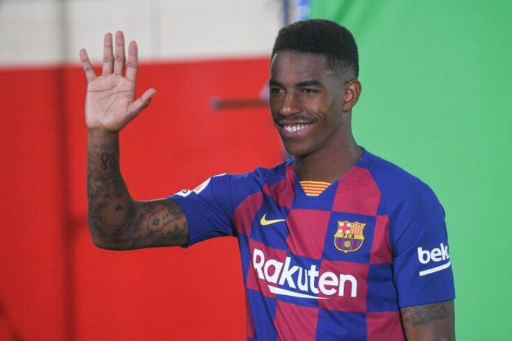 Firpo Junior trocou o Bétis pelo Barcelona este verão