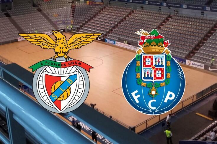 DIRETO HÓQUEI EM PATINS   Benfica-FC Porto