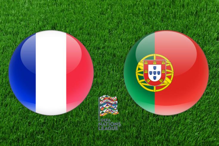 DIRETO | França-Portugal