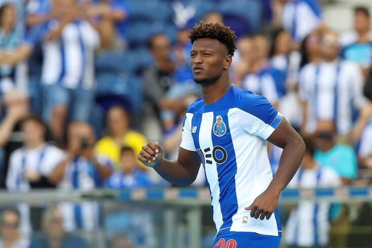 Zé Luís estreou-se a marcar pelo FC Porto frente ao Krasnodar