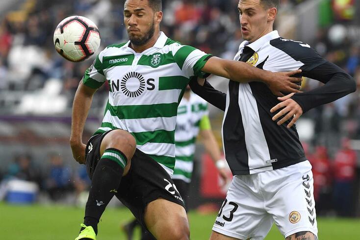 Rosic esteve cedido pelo Braga ao Nacional, na última época